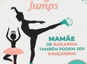 Kangoo Jumps e Balé Infantil